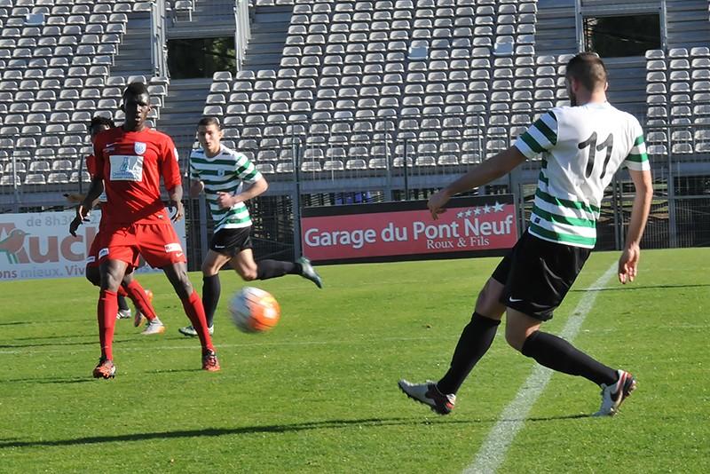 FC Sète / MARVEJOLS Asete114