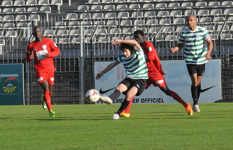 FC Sète / MARVEJOLS Asete115