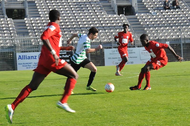 FC Sète / MARVEJOLS Asete116