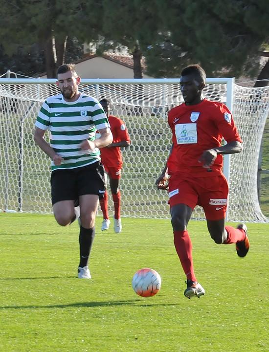 FC Sète / MARVEJOLS Asete117