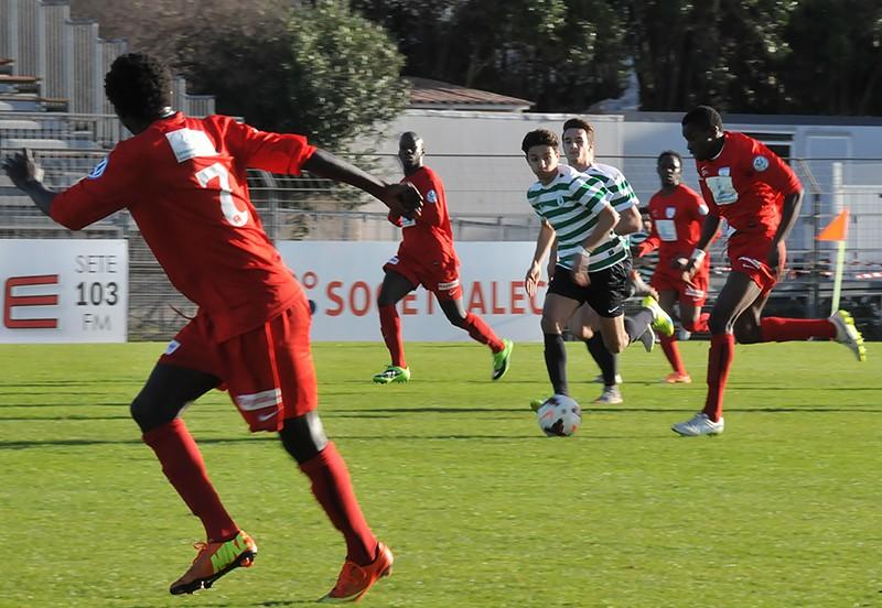 FC Sète / MARVEJOLS Asete118