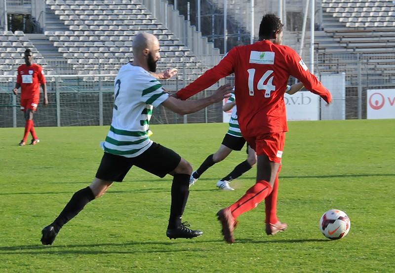 FC Sète / MARVEJOLS Asete210