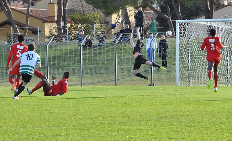 FC Sète / MARVEJOLS Asete211