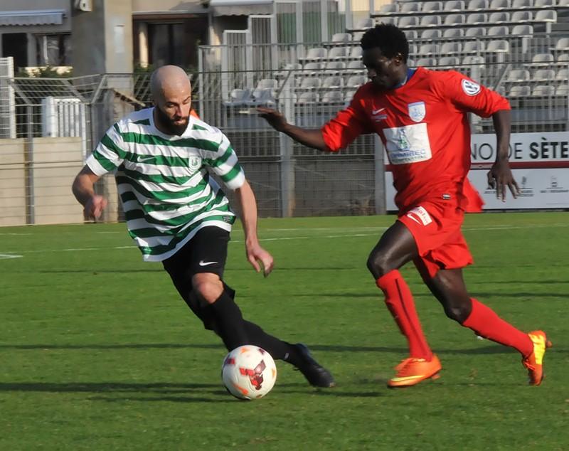 FC Sète / MARVEJOLS Asete213