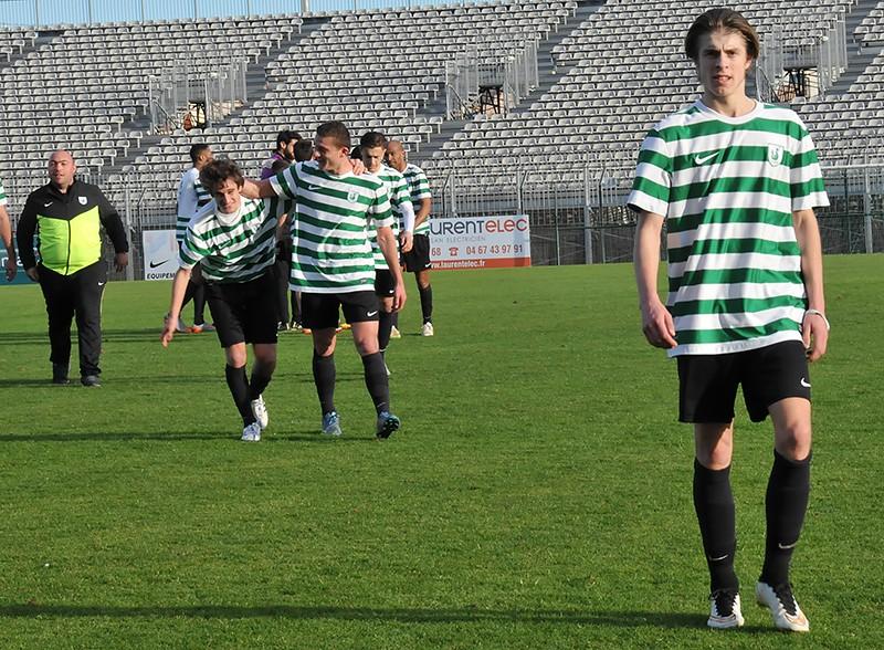 FC Sète / MARVEJOLS Asete214