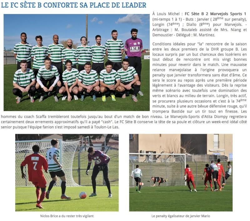 FC Sète / MARVEJOLS Captur20