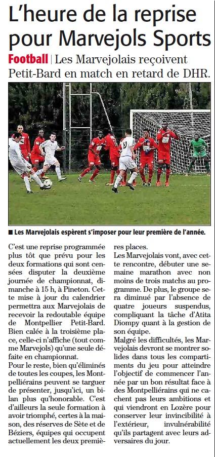 MARVEJOLS / P. Bard Montpellier Pbard10