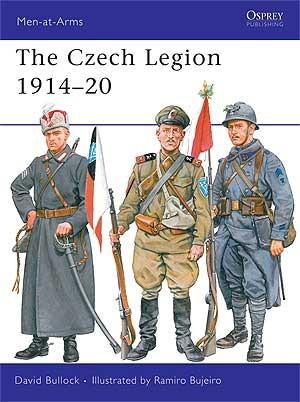 Train blindé Orlik des légions tchéques WW1, papier+Märklin - Page 6 97818410