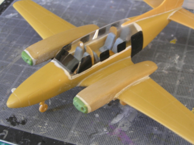 Aéroclub Jan Kytop, 1/72, Hispano Aviacion HA-1112M/C4K P6250012