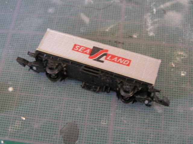 Train blindé Orlik des légions tchéques WW1, papier+Märklin P9280012