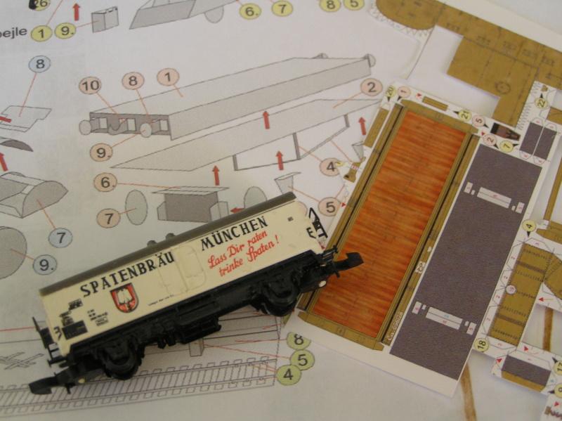 Train blindé Orlik des légions tchéques WW1, papier+Märklin Pa040010