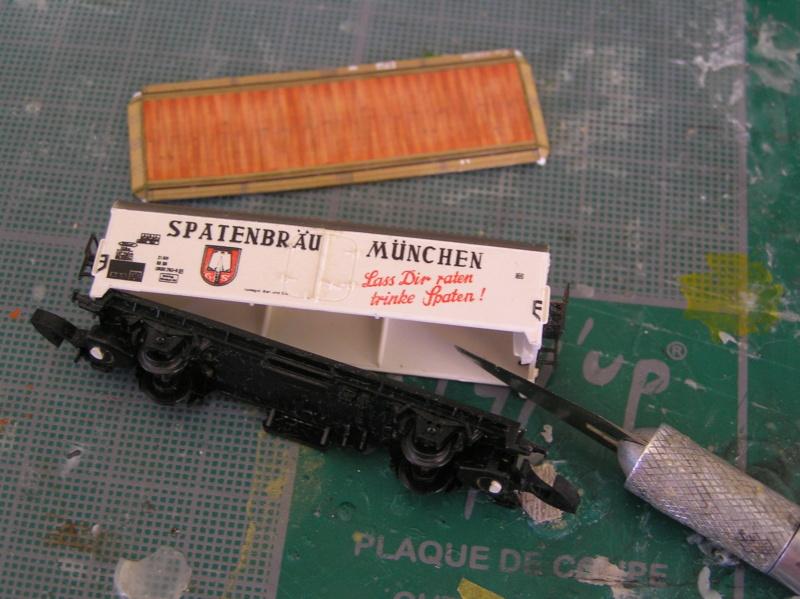 Train blindé Orlik des légions tchéques WW1, papier+Märklin Pa040011