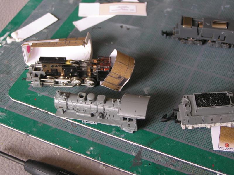 Train blindé Orlik des légions tchéques WW1, papier+Märklin Pa070013