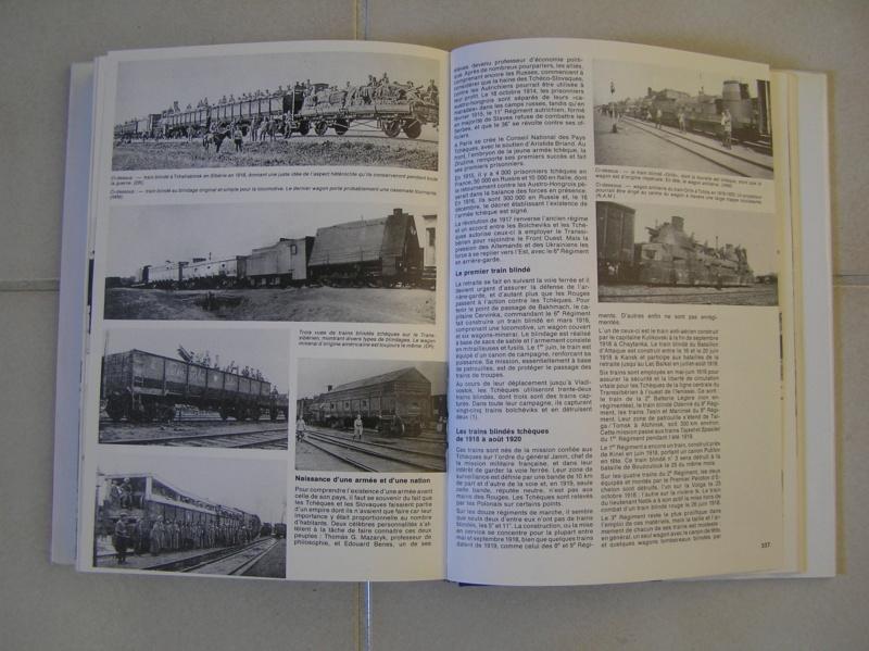 Train blindé Orlik des légions tchéques WW1, papier+Märklin - Page 6 Pc240017