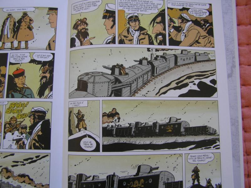 Train blindé Orlik des légions tchéques WW1, papier+Märklin - Page 6 Pc240025