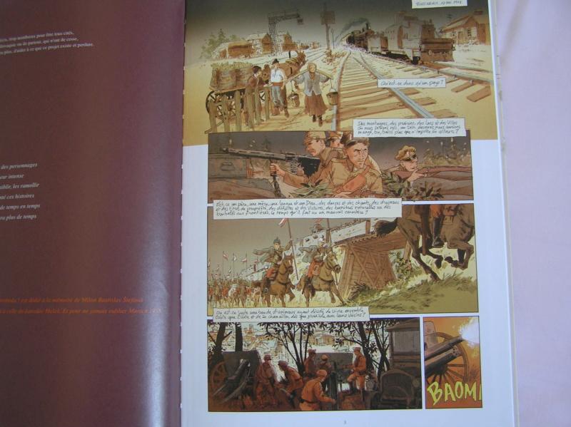 Train blindé Orlik des légions tchéques WW1, papier+Märklin - Page 6 Pc260034