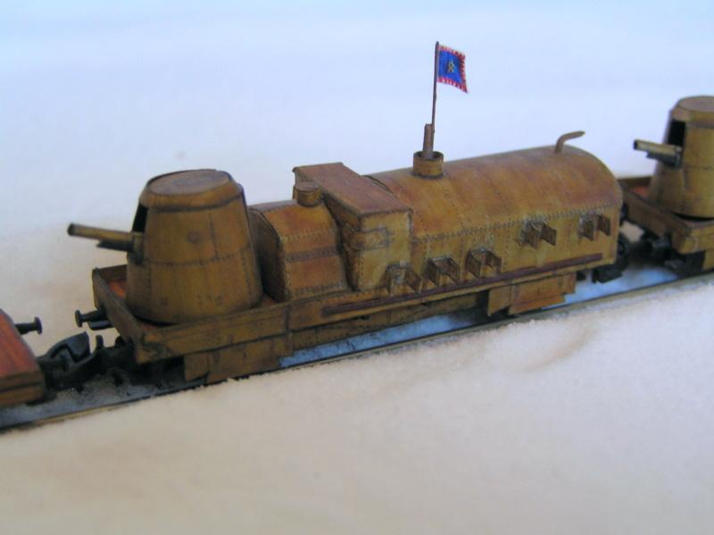 Train blindé Orlik des légions tchéques WW1, papier+Märklin - Page 6 Pc280019