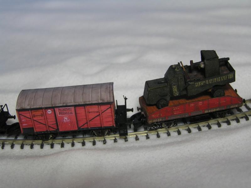 Train blindé Orlik des légions tchéques WW1, papier+Märklin - Page 6 Pc280025