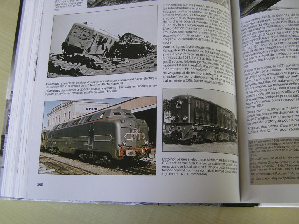 Les trains blindés de 1828 à nos jours de Paul Malmassari! Pc290018