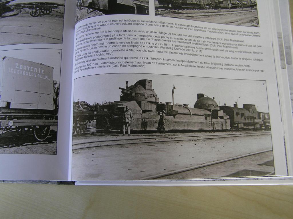 Les trains blindés de 1828 à nos jours de Paul Malmassari! Pc290020