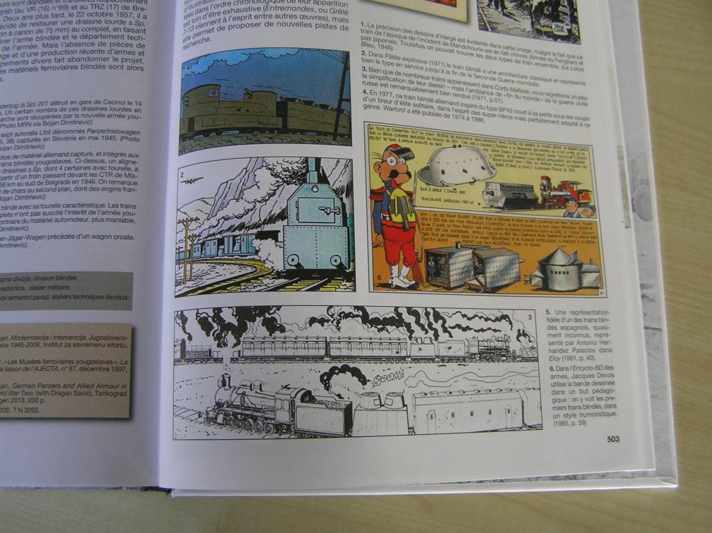 Les trains blindés de 1828 à nos jours de Paul Malmassari! Pc290022