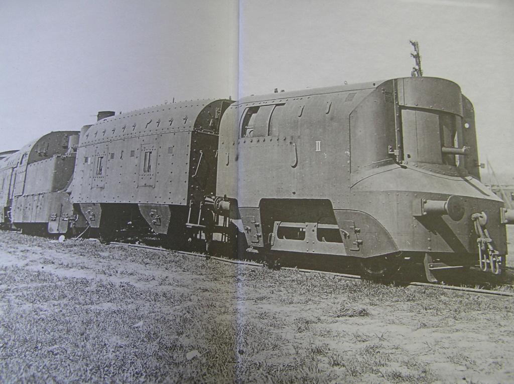 Les trains blindés de 1828 à nos jours de Paul Malmassari! Pc290023