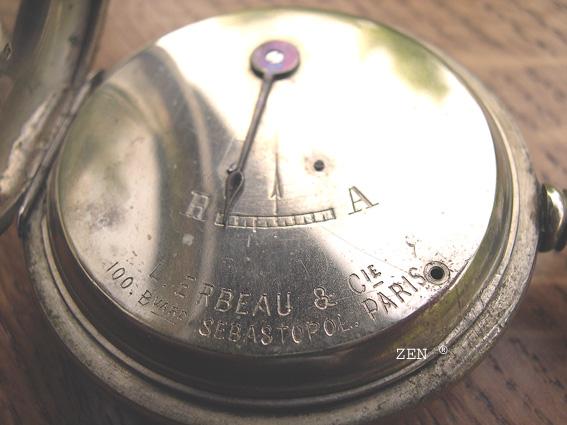 La fabuleuse épopée des montres de chemin de fer Gousse12