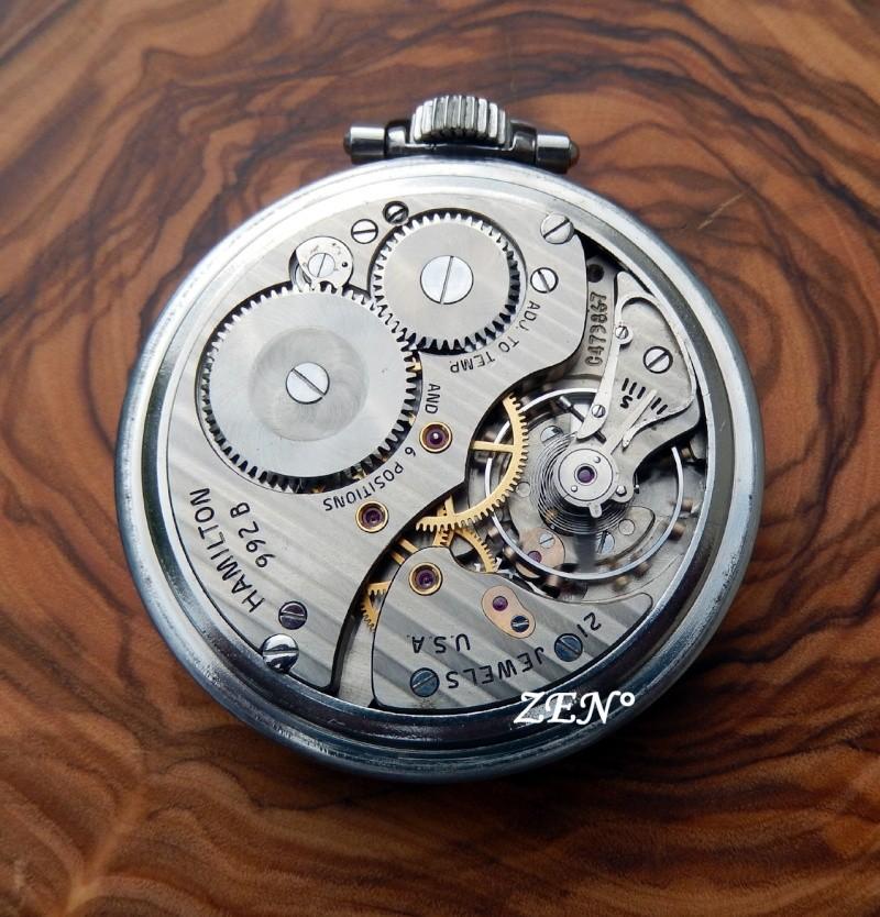 La fabuleuse épopée des montres de chemin de fer Hamilt24