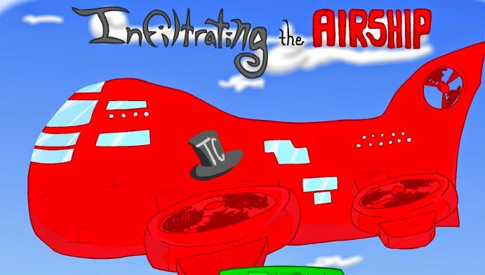 Infiltrating the Airship 2014-010