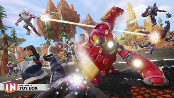 Disney Infinity 3.0 : pack Aventure Marvel Battlegrounds - Nouvelle vidéo ! Hulkbu10