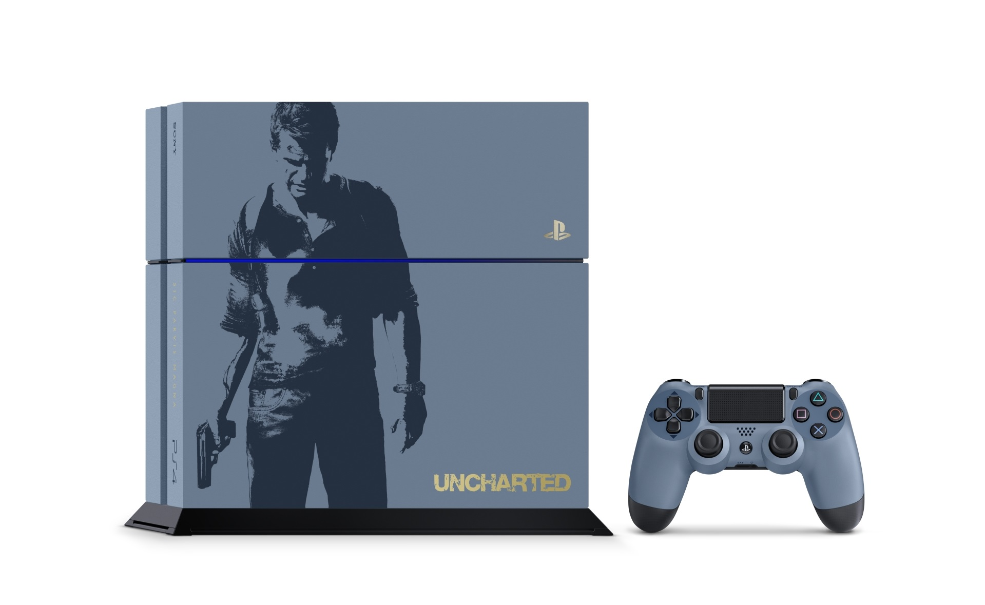 Uncharted 4: A Thief's End - Annonce du pack PS4 1To Uncharted 4 Edition Limitée Pack_u10