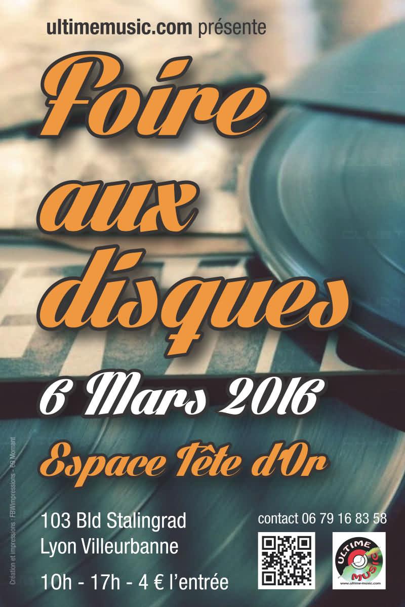 Salon du disque à Lyon 6 mars 2016 1229810