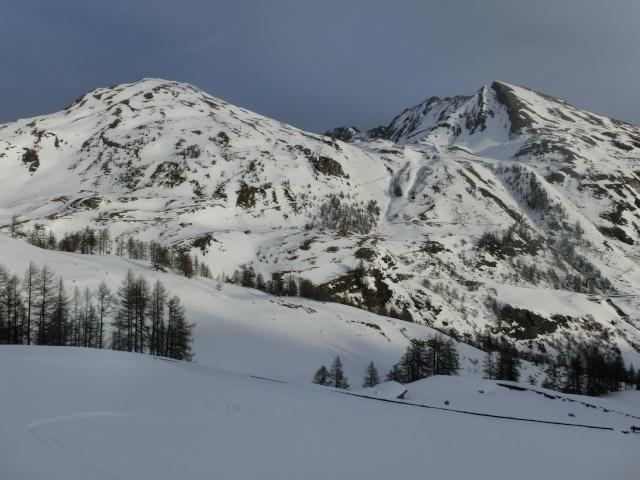 çà ski aussi en Val d'Aoste.... Cimg3311