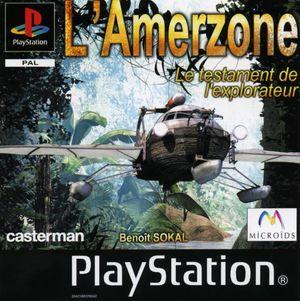 [Dossier] Les jeux d'aventure & point and click sur console (version boite) Amerzo10