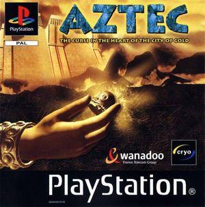 [Dossier] Les jeux d'aventure & point and click sur console (version boite) Aztec10