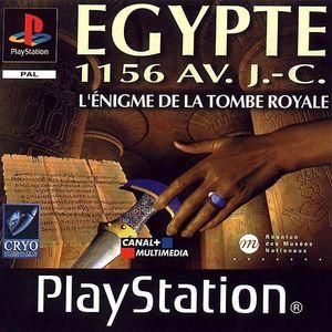 [Dossier] Les jeux d'aventure & point and click sur console (version boite) Egypte10
