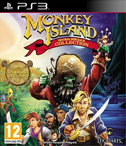 [Dossier] Les jeux d'aventure & point and click sur console (version boite) Monkey13