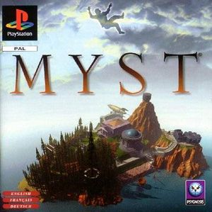 [Dossier] Les jeux d'aventure & point and click sur console (version boite) Myst11