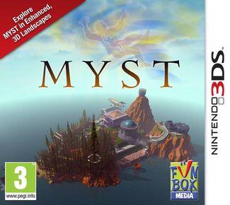 [Dossier] Les jeux d'aventure & point and click sur console (version boite) Myst14