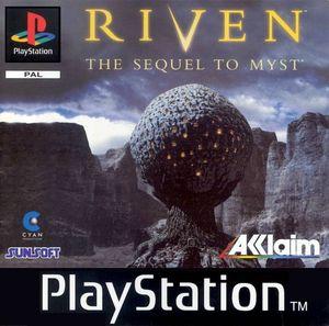 [Dossier] Les jeux d'aventure & point and click sur console (version boite) Riven10