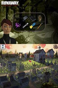 [Dossier] Les jeux d'aventure & point and click sur console (version boite) Runawa14