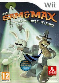 [Dossier] Les jeux d'aventure & point and click sur console (version boite) Sammax13