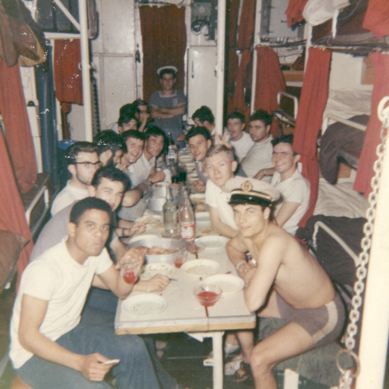 [ Divers - Les classiques ] La vie à bord d'un sous-marin classique - Page 5 D_11510