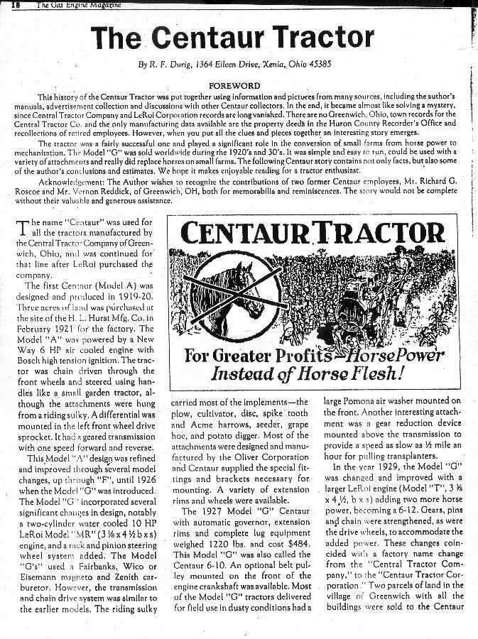 restauration - Restauration du Centaur 2-G Centau12