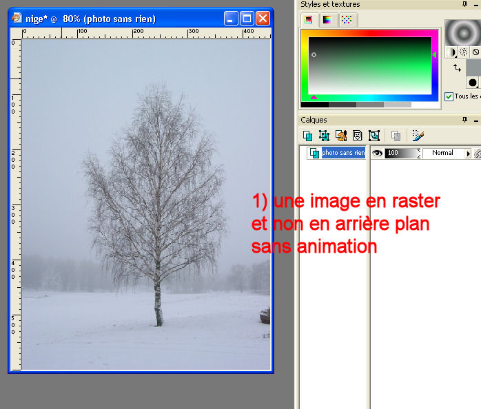 modèles d'effet des filtres Image110