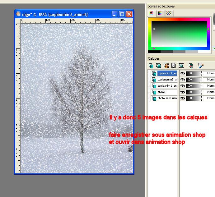 modèles d'effet des filtres Image112
