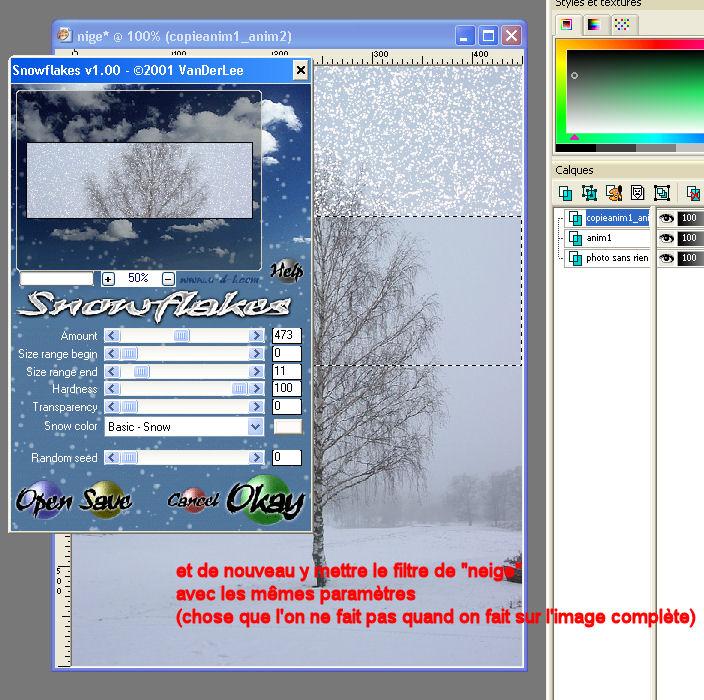 modèles d'effet des filtres Image810