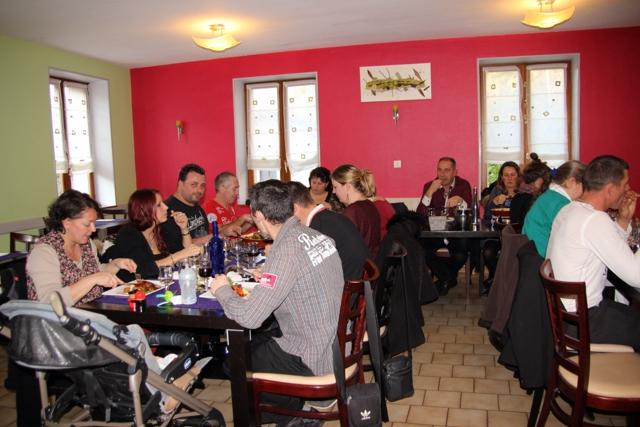 Compte rendu du repas de fin d'année 2015 102_6410