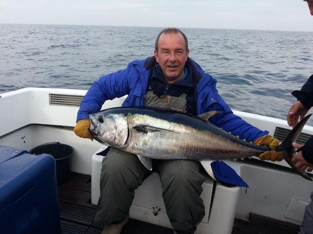 Compte rendu de notre sortie de pêche au thon 20151211