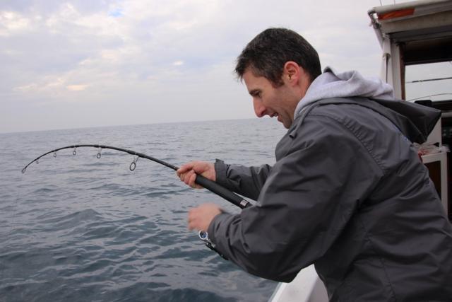 Compte rendu de notre sortie de pêche au thon Img_7919